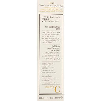 VMV Hypoallergenics Superskin Hydra Balance Smart Moisturiser for Combination Skin