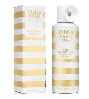 James Read Clear Bronzing Mist