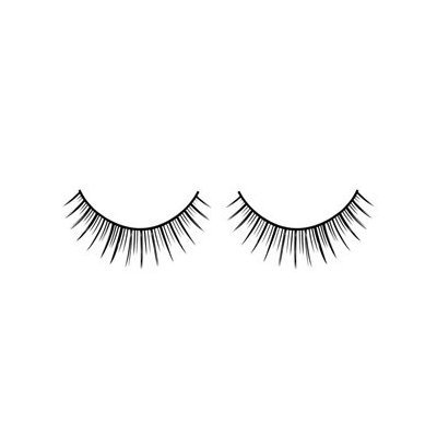 Baci Natural Look Style No.669 Deluxe Eyelashes with Adhesive Included