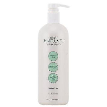 Bioken Enfanti Shampoo for All Hair Types - 32 oz / liter