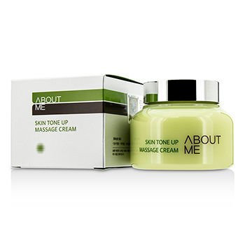 About Me Skin Tone Up Massage Cream 150ml/5oz