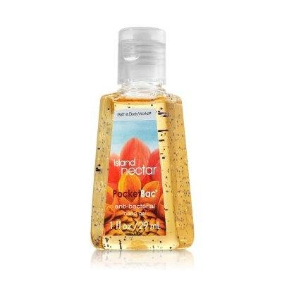 Bath & Body Works® PocketBac Island Nectar Anti-Bacterial Hand Gel
