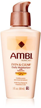 Ambi Even and Clear Daily Moisturizer with SPF 30