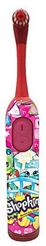 Brush Buddies Shopkins Electric Brush
