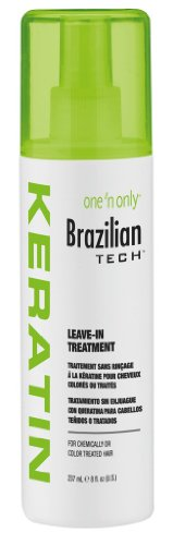 One 'n Only Brazilian Tech Keratin Leave-In Treatment