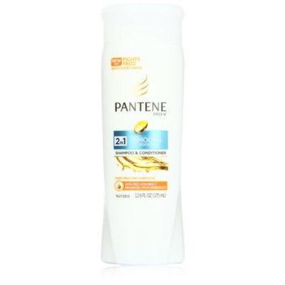Pantene Pro-V Smooth 2-In-1 Shampoo & Conditioner 12.6 oz