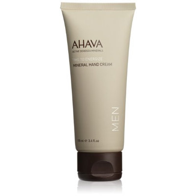 AHAVA Time to Energize Mineral Hand Cream for Men