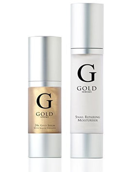Gold Serums Gold Snail Moisture Kit