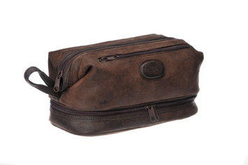 Danielle Enterprises Montana for Him Triple Pocket Dopp Kit