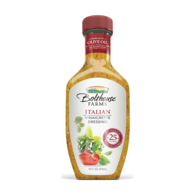 Bolthouse Farms Extra Virgin Olive Oil Italian Vinaigrette Dressing