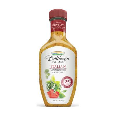 Bolthouse Farms Extra Virgin Olive Oil Italian Vinaigrette Dressing