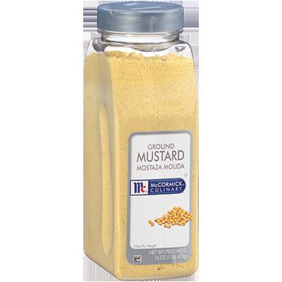 McCormick Culinary® Mustard, Ground
