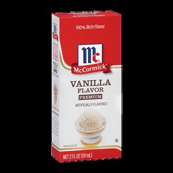 McCormick® Vanilla Flavor - Premium