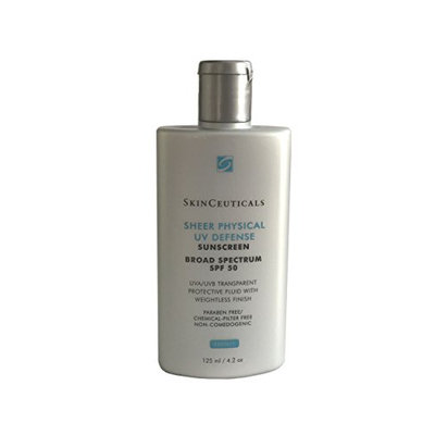 Skinceuticals Sheer Physical UV Defense Broad Spectrum SPF50 Sunscreen 4.2 oz
