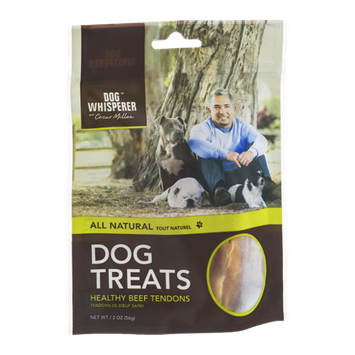 Dog Whisperer with Cesar Millan Dog Treats Healthy Beef Tendons