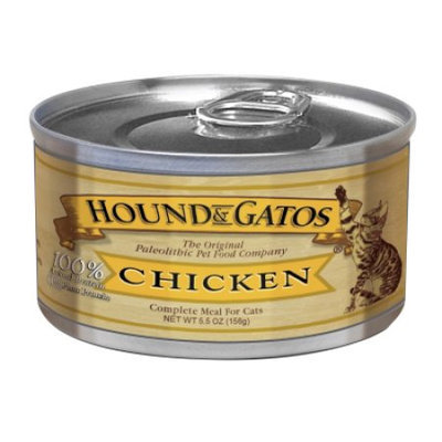 Hound & Gatos Pet Foods Hound and Gatos Homestyle Chicken Recipe Canned Cat Food