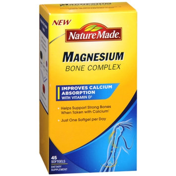 Nature Made Magnesium Bone Complex, Softgels