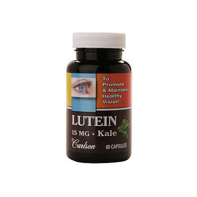 Carlson Lutein 15 mg + Kale
