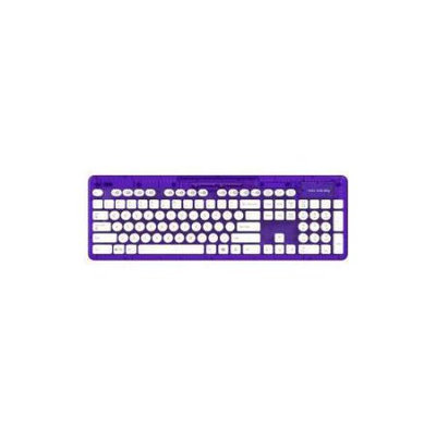 Performance Designed Prod Pdp - Rock Candy Wireless Keyboard - Cosmoberry