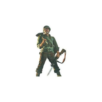 Daron CG59128 Corgi WWI We Clear The Way Us Army Figure