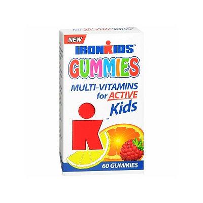 Iron Kids Multi-Vitamins for Active Kids Gummies