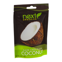 Next Organics Dark Chocolate Coconut