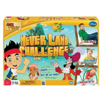 Disney Jake and the Never Land Pirates Never Land Challenge Game