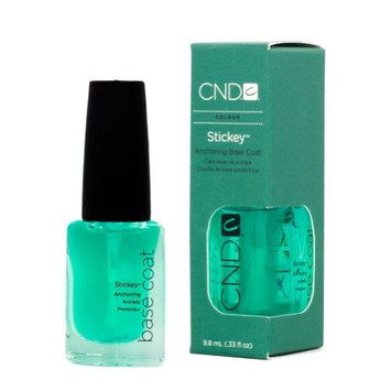 Creative Nail Design CND: Treatments/Prep Stickey Base Coat, 0.33 oz
