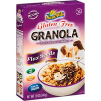 Sam Mills Gluten Free Flax Seeds Granola Buckwheat & Millet, 12 oz