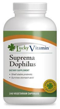LuckyVitamin - Suprema-Dophilus - 240 Vegetarian Capsules