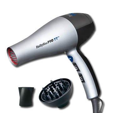 BaByliss TT Tourmaline And Ceramic Professional Hair Dryer