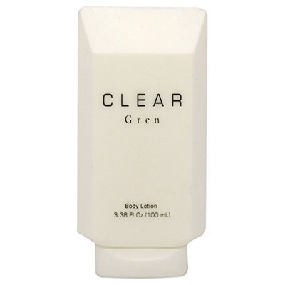 Intercity Beauty Company Clear Gren Body Lotion for Women