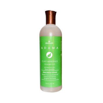 Zion Health Adama Clay Minerals Shampoo Peach