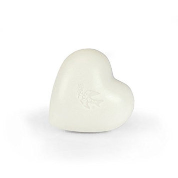Pre de Provence Heart Shaped Shea Butter Enriched 200 Gram Soap in bag - Camelia