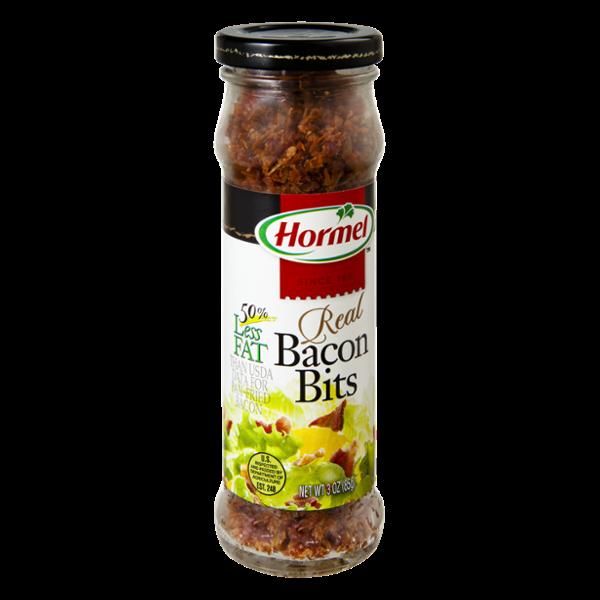 Hormel 50% Less Fat Real Bacon Bits
