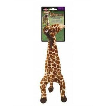 Ethical 5707 Skinneeez Giraffe Stuffing-Less Dog Toy, 20-Inch