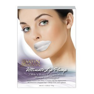 Satin Smooth Ultimate Lip Plump Collagen Mask