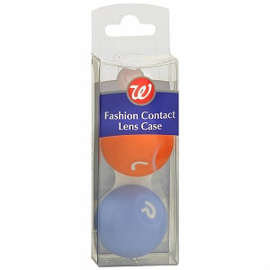 Walgreens Fashion Contact Lens Case