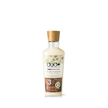CoCo Conscious Collective Curly Concoctions Redefine Foaming Gel