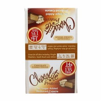Chocolite Sugar Free Protein Bars, Chocolate Cookie Dough, 16 ea