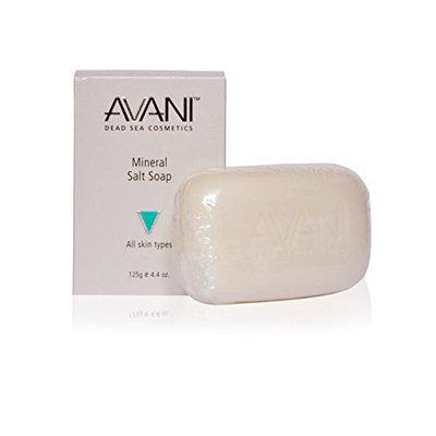 Avani Dead Sea Cosmetics Mineral Salt Soap for All Skin Types