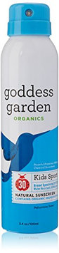 Goddess Garden Kids Sport SPF 30 Natural Sunscreen Spray