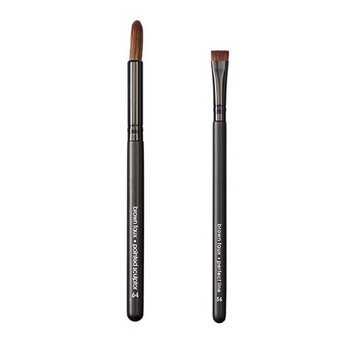 Makeover Vegan Love Pointed Sculptor and Perfect Line Brush