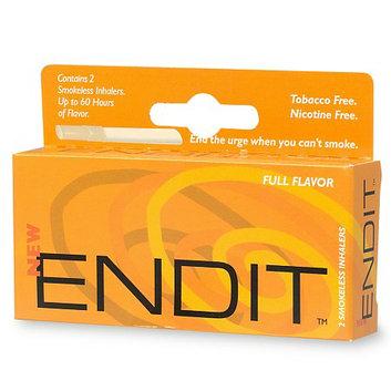 Endit Smokeless Inhalers Full Flavor