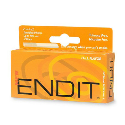Endit Smokeless Inhalers Full Flavor