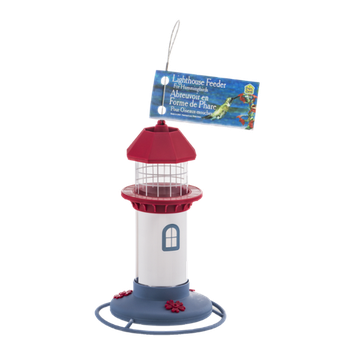 Pet Zone Lighthouse Feeder For Hummingbirds
