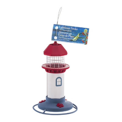 Pet Zone Lighthouse Feeder For Hummingbirds