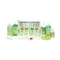 Clean + Easy Professional Waxing Spa Full Service Kit