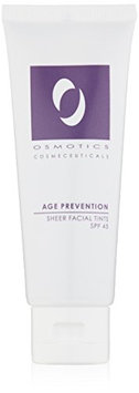 Osmotics Cosmeceuticals Age Prevention Sheer Facial Tints SPF 45