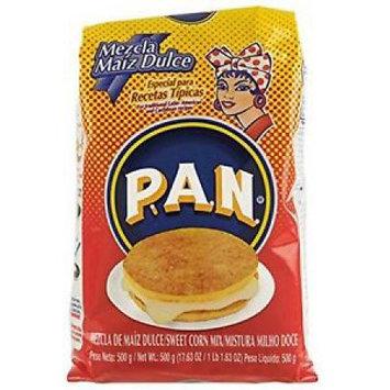 Goya Food Goya Harina Pan Sweet Corn Mix 17.63 Oz